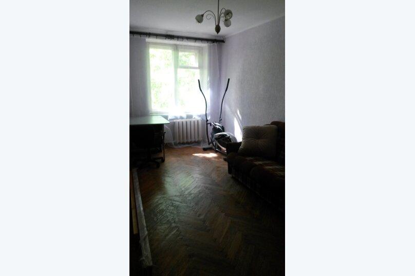 2-комн. квартира, 43 кв.м. на 5 человек, Школьная улица, 58, Санкт-Петербург - Фотография 3