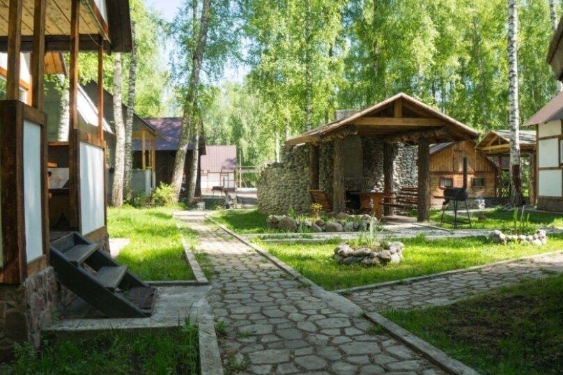 Дом, 36 кв.м. на 5 человек, 1 спальня, Советская улица, 7а, Горно-Алтайск - Фотография 3