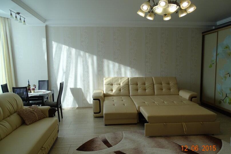 1-комн. квартира, 40 кв.м. на 4 человека, Севастопольское шоссе, 52Х, Гаспра - Фотография 3