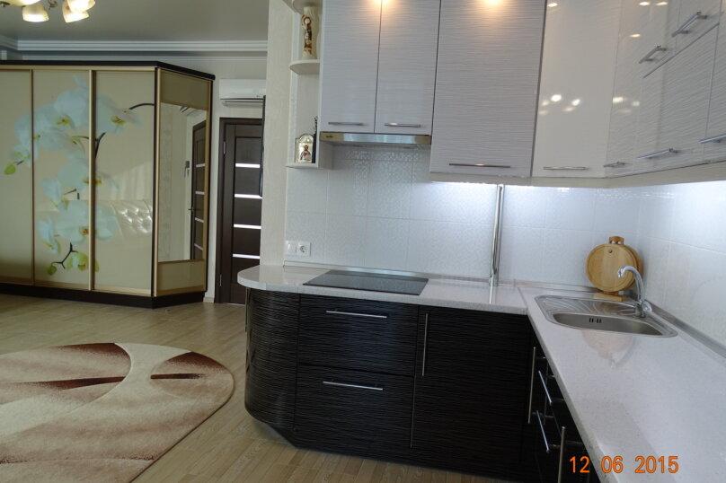 1-комн. квартира, 40 кв.м. на 4 человека, Севастопольское шоссе, 52Х, Гаспра - Фотография 4
