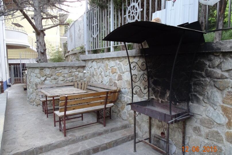 1-комн. квартира, 40 кв.м. на 4 человека, Севастопольское шоссе, 52Х, Гаспра - Фотография 7
