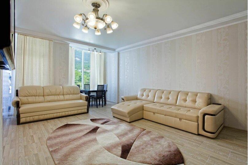 1-комн. квартира, 40 кв.м. на 4 человека, Севастопольское шоссе, 52Х, Гаспра - Фотография 8