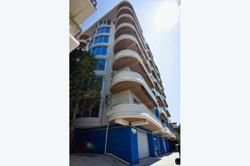 1-комн. квартира, 40 кв.м. на 4 человека, Севастопольское шоссе, 52Х, Гаспра - Фотография 10