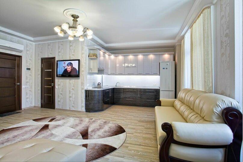 1-комн. квартира, 40 кв.м. на 4 человека, Севастопольское шоссе, 52Х, Гаспра - Фотография 14