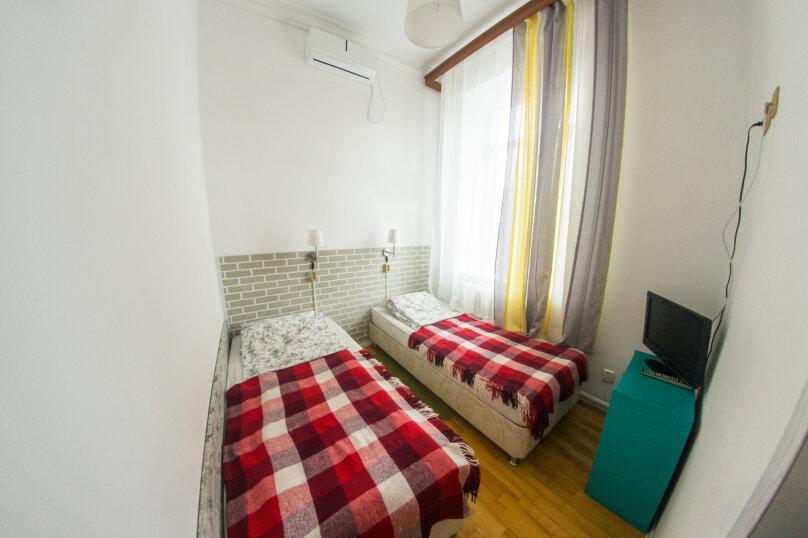 2-местный комфорт с окном, Длинная улица, 128, Краснодар - Фотография 1