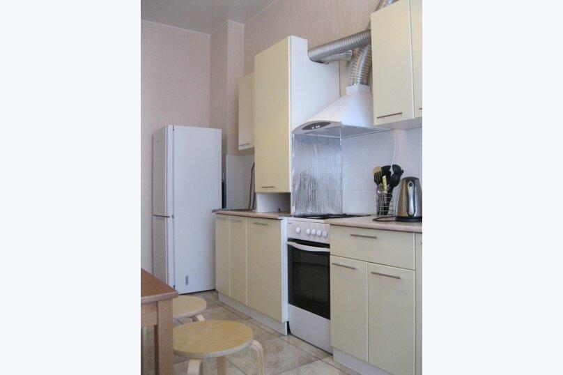 1-комн. квартира, 50 кв.м. на 8 человек, Краснококшайская улица, 119, Казань - Фотография 3