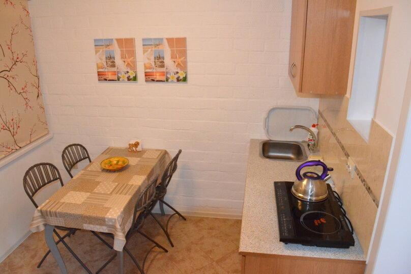 Домик для отдыха, 42 кв.м. на 6 человек, 2 спальни, Краснодарская улица, 257, Ейск - Фотография 1
