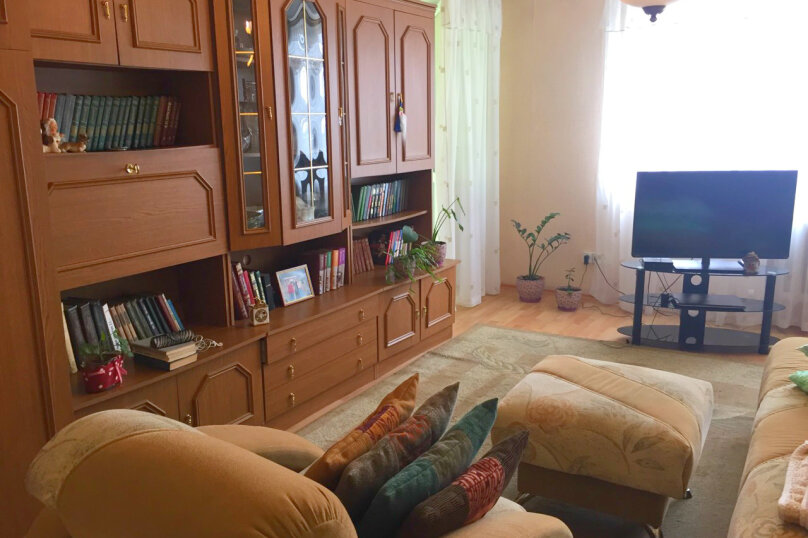 3-комн. квартира, 65 кв.м. на 5 человек, улица Суворова, 25Б, Калининград - Фотография 5