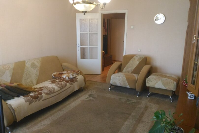 3-комн. квартира, 65 кв.м. на 5 человек, улица Суворова, 25Б, Калининград - Фотография 6