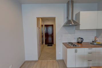 1-комн. квартира, 28 кв.м. на 3 человека, Охтинская аллея, Санкт-Петербург - Фотография 4