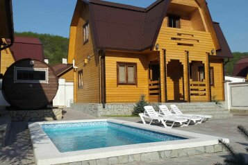 Дом, 175 кв.м. на 13 человек, 5 спален, Октябрьская, Адербиевка, Геленджик - Фотография 1