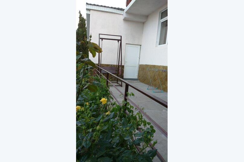3-х местный номер с видом, 18 кв.м. на 4 человека, 1 спальня, улица Сергеева-Ценского, 6, Алушта - Фотография 6