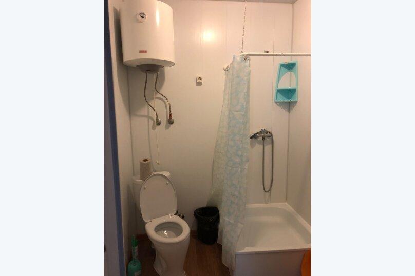 Двухместный номер комфорт с двухспальной кроватью, Морская , Бухта Инал 5 участок, Бжид - Фотография 3