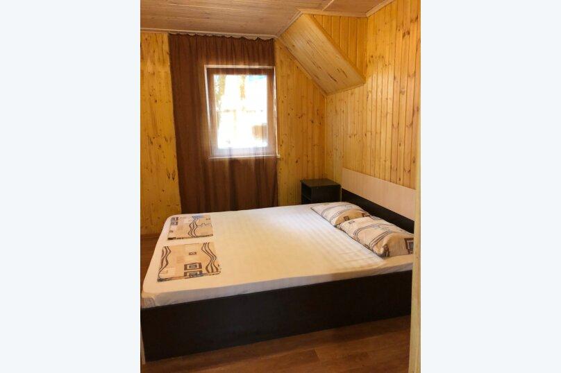 Двухместный номер комфорт с двухспальной кроватью, Морская , Бухта Инал 5 участок, Бжид - Фотография 4