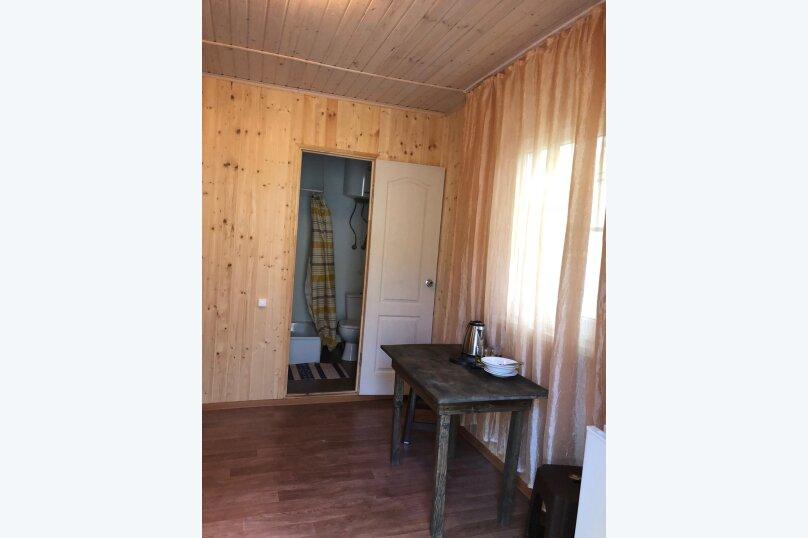 Двухместный номер комфорт с двухспальной кроватью, Морская , Бухта Инал 5 участок, Бжид - Фотография 5