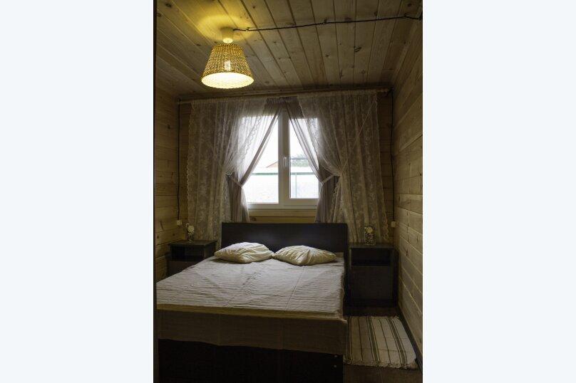 Дача на море №3, 36 кв.м. на 5 человек, 2 спальни, Октябрьская улица, 17, Витязево - Фотография 21