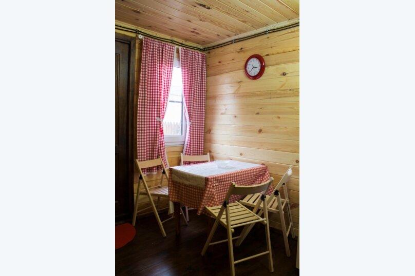 Дача на море №3, 36 кв.м. на 5 человек, 2 спальни, Октябрьская улица, 17, Витязево - Фотография 22