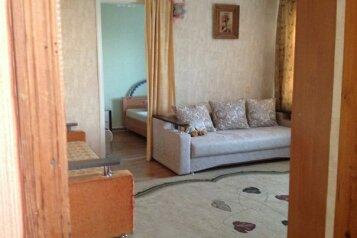 Дом, 50 кв.м. на 6 человек, 2 спальни, Сазонова, 198, Ейск - Фотография 1