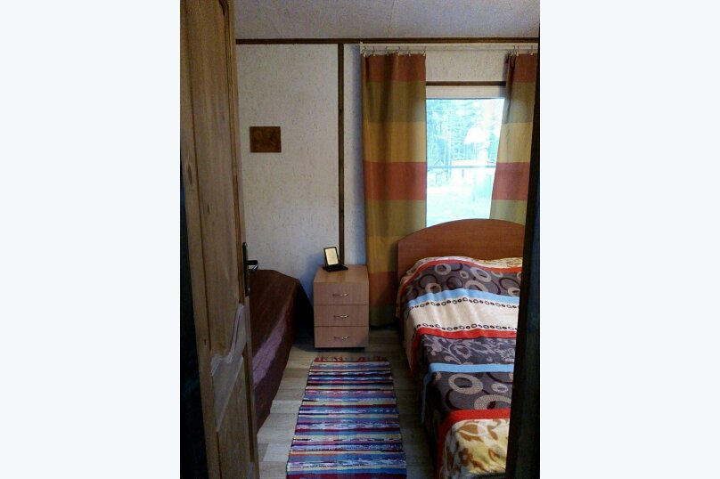 Дом Сяпся, 57 кв.м. на 6 человек, 2 спальни, пос. Сяпся, Речная улица, 14, Петрозаводск - Фотография 7