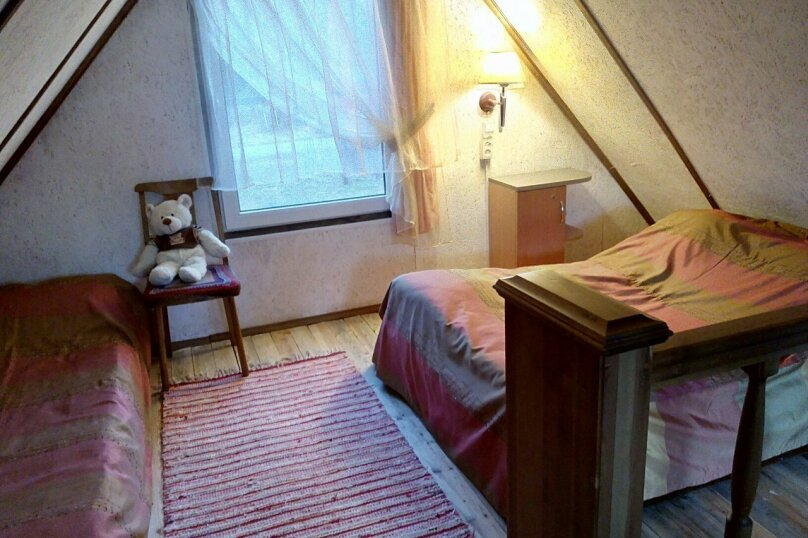 Дом Сяпся, 57 кв.м. на 6 человек, 2 спальни, пос. Сяпся, Речная улица, 14, Петрозаводск - Фотография 8