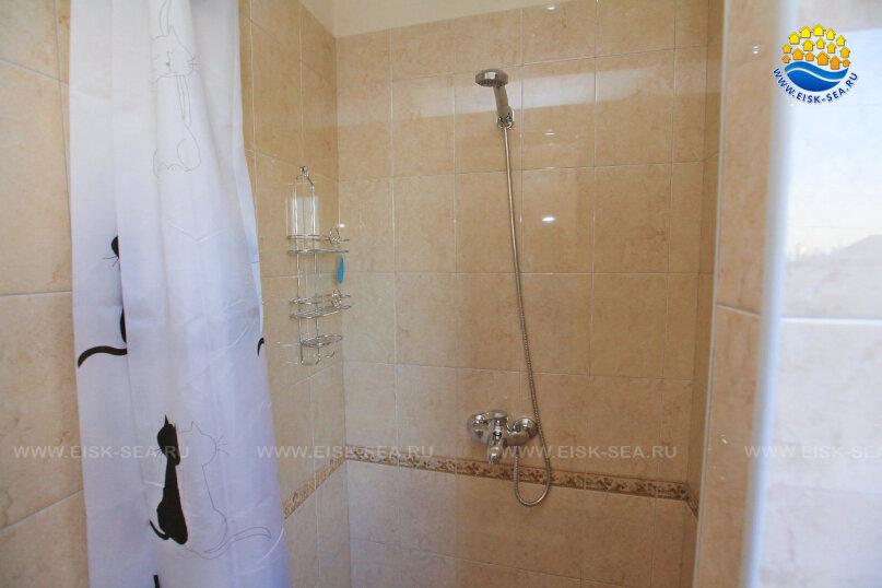 Домик для отдыха, 42 кв.м. на 6 человек, 2 спальни, Краснодарская улица, 257, Ейск - Фотография 10