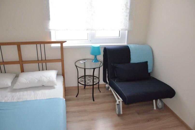 Домик для отдыха, 42 кв.м. на 6 человек, 2 спальни, Краснодарская улица, 257, Ейск - Фотография 11