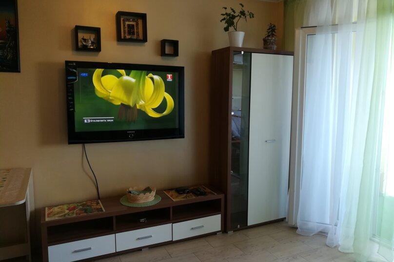 1-комн. квартира, 31 кв.м. на 3 человека, Маратовская, 69, Гаспра - Фотография 13