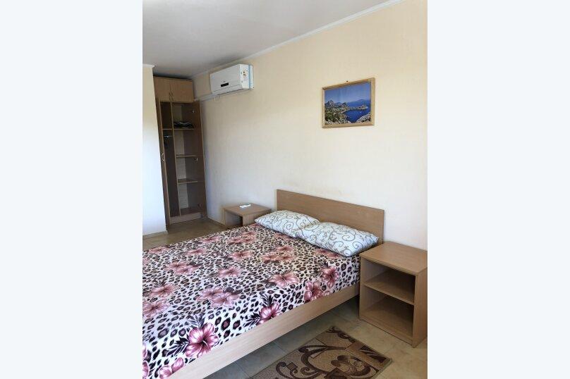 Стандарт 2х местный с 1 кроватью, Роз, 88, Черноморское - Фотография 1