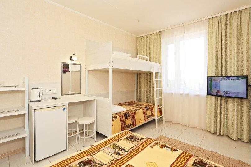 Четырехместный семейный люкс, Приморская улица, 11Д, Береговое, Феодосия - Фотография 1