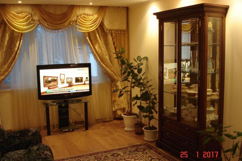 2-комн. квартира, 55 кв.м. на 5 человек, Садовая улица, 62, Адлер - Фотография 1