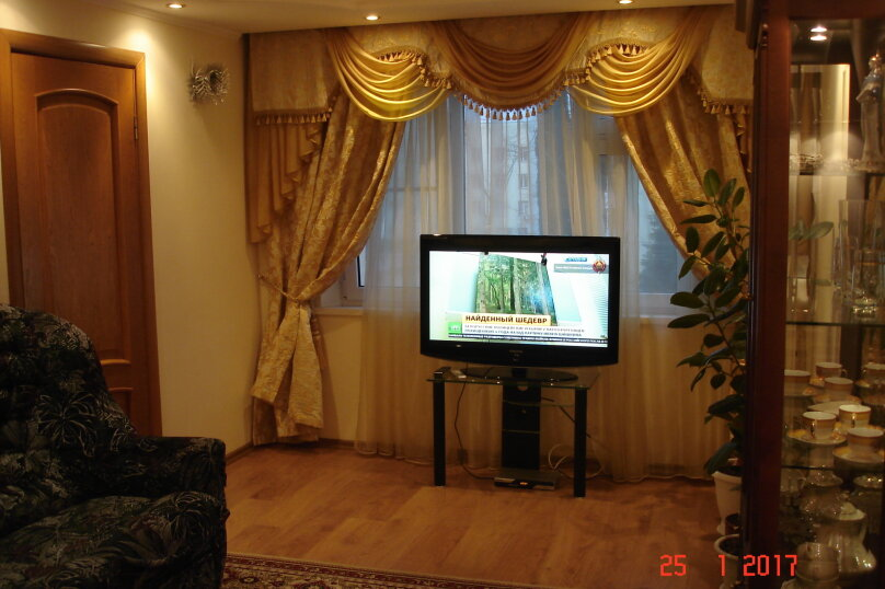 2-комн. квартира, 55 кв.м. на 5 человек, Садовая улица, 62, Адлер - Фотография 2