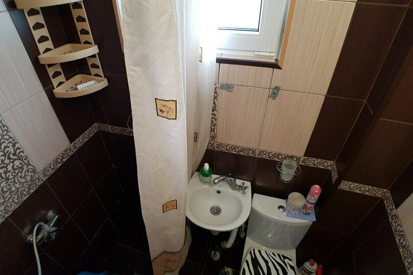 1-комн. квартира, 20 кв.м. на 3 человека, Слободская улица, 17, Евпатория - Фотография 4