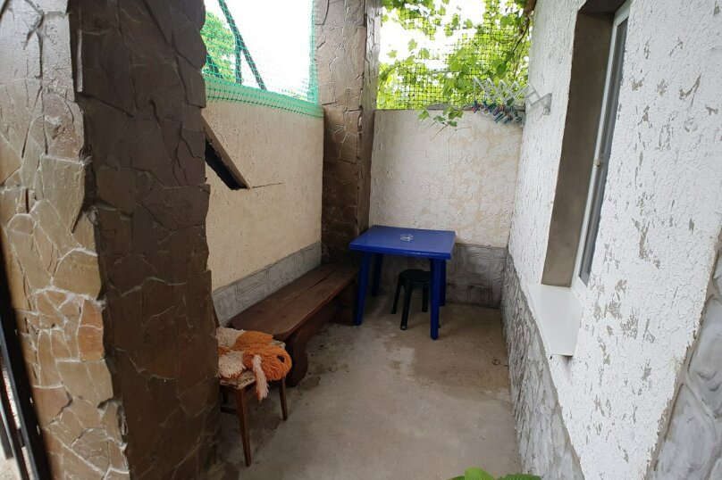 1-комн. квартира, 20 кв.м. на 3 человека, Слободская улица, 17, Евпатория - Фотография 9