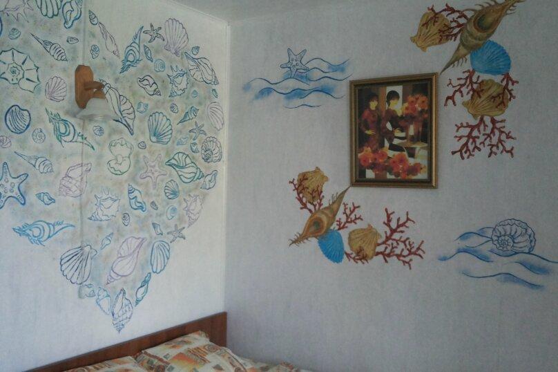 Отдельная комната, пастернака, 6, Коктебель - Фотография 17