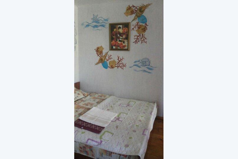 Отдельная комната, пастернака, 6, Коктебель - Фотография 26