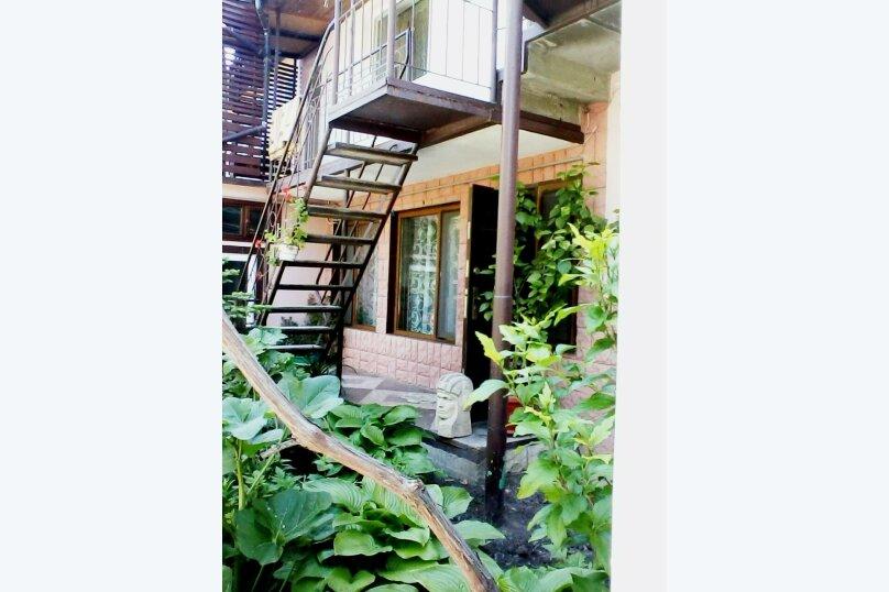Дом на 4чел., 50 кв.м. на 4 человека, 2 спальни, улица Кочмарского, 50, Феодосия - Фотография 27