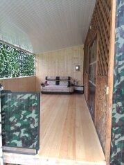 Домик, 36 кв.м. на 6 человек, 1 спальня, станица Шапсугская, ул. Кузнечная, 5а, Абинск - Фотография 1