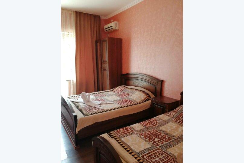 3-х местный номер с раздельными кроватями и балконом, Фермерский переулок, 8А, Адлер - Фотография 1