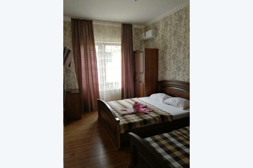 3-х местный номер с раздельными кроватями и балконом, Фермерский переулок, 8А, Адлер - Фотография 2