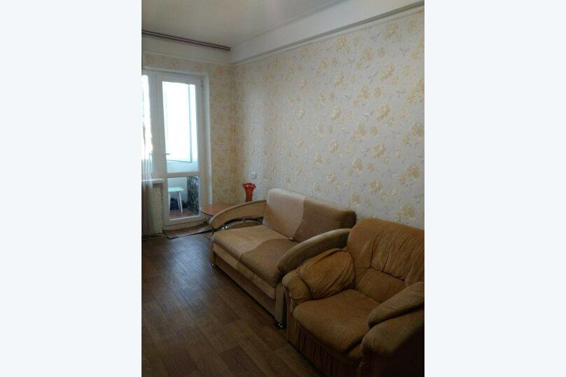 1-комн. квартира, 35 кв.м. на 3 человека, улица Маршала Геловани, 2, Севастополь - Фотография 2