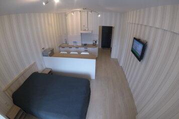 1-комн. квартира, 27 кв.м. на 4 человека, улица Тормахова, Лазаревское - Фотография 1