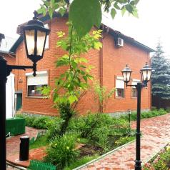 Большой коттедж с 2 бассейнами, 900 кв.м. на 36 человек, 13 спален, Озёрная улица, 13, Москва - Фотография 1