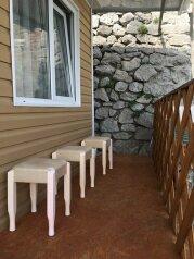 Сдам домик на 1-3 чел. , 25 кв.м. на 3 человека, 1 спальня, улица Розы Люксембург, Алупка - Фотография 2