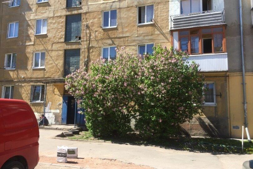 1-комн. квартира, 23 кв.м. на 2 человека, Полоцкая улица, 12, Калининград - Фотография 12