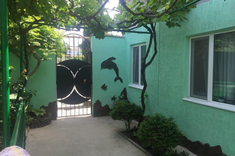 Дом, 80 кв.м. на 5 человек, 2 спальни, улица Ломоносова, 12, Судак - Фотография 4