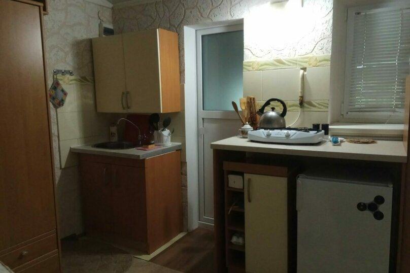 1-комн. квартира, 17 кв.м. на 2 человека, Типографский переулок, 14, Евпатория - Фотография 5