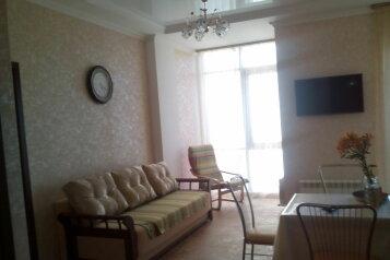 2-комн. квартира, 50 кв.м. на 4 человека, улица Луначарского, 116, Геленджик - Фотография 1
