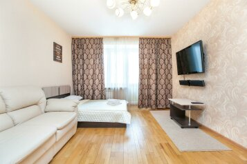 1-комн. квартира, 48 кв.м. на 4 человека, Комсомольская улица, 75, Тюмень - Фотография 1