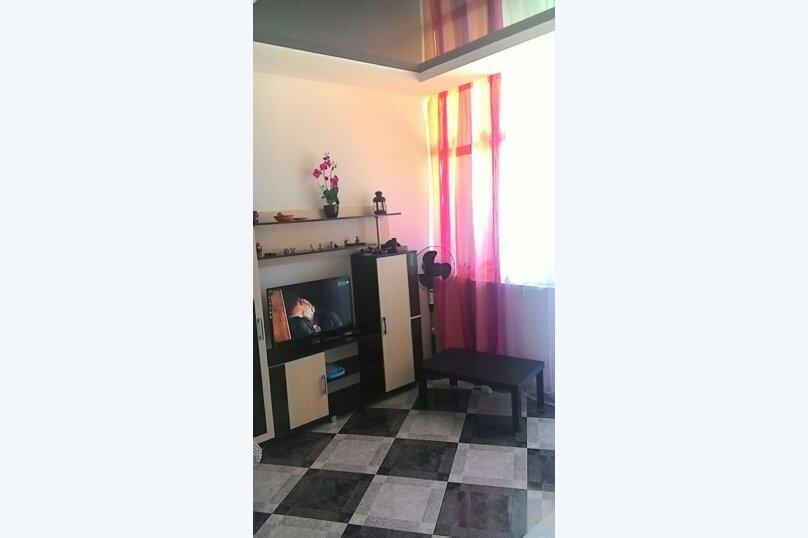 2-комн. квартира, 56 кв.м. на 4 человека, улица Лётчиков, 3Д, Севастополь - Фотография 5