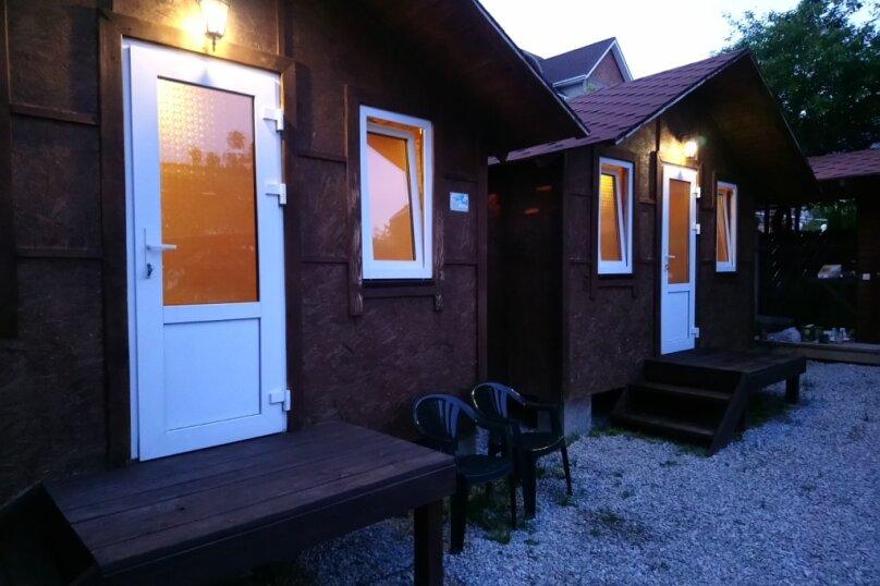 Летний домик на берегу моря, 12 кв.м. на 2 человека, 1 спальня, улица Герцена, 25, Геленджик - Фотография 3
